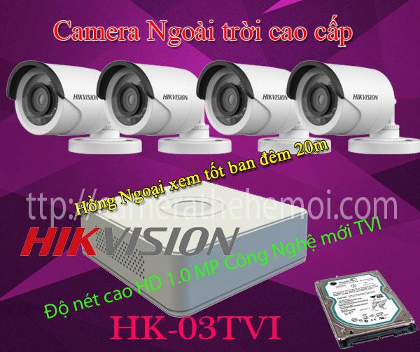Camera giám sát Hikvision,hikvison HDtvi,camera quan sát kho xưởng cao cấp HIKVISON