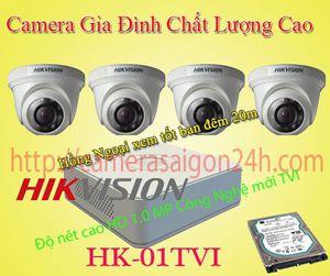 Lắp đặt camera quan sát giá rẻ Camera Quan sát Trong Nhà Cao Cấp